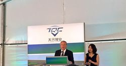Tianqi breaks ground at lithium plant