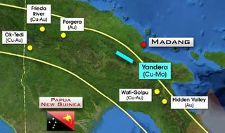Marengo signs deal for Yandera power