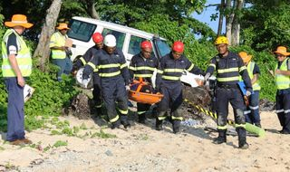 Mining emergency for Madang