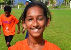 JV program helping Fijian girls