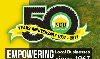 NDB celebrates 50th anniversary