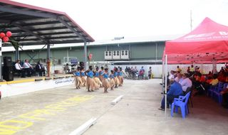 BOC celebrates 50th with new Lae facility